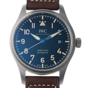 IWC パイロットウォッチ マーク18 ヘリテージ IW327006