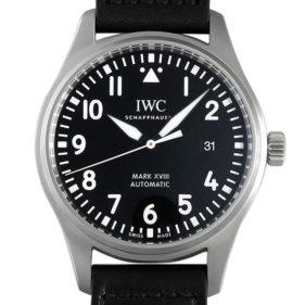 IWC パイロットウォッチ マーク18 IW327009