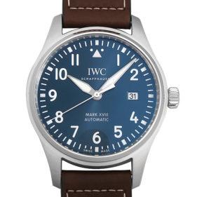IWC パイロットウォッチ マーク18 プティ・プランス IW327010