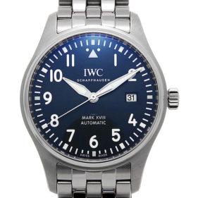 IWC パイロットウォッチ マーク18 プティ・プランス IW327016