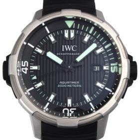 IWC アクアタイマー オートマティック 2000 IW358002