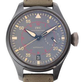 IWC ビッグパイロットウォッチ トップガン ミラマー IW501902
