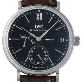 IWC ポートフィノハンドワインドエイトデイズ IW510102