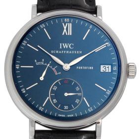IWC ポートフィノハンドワインドエイトデイズ IW510106