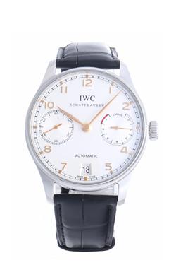 IWC ポルトギーゼ オートマティック 7DAYS IW500114