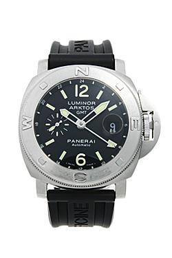 パネライ ルミノール アークトス GMT PAM00186