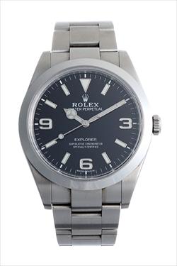 ロレックス エクスプローラーⅠ 後期型/ホワイト369 214270
